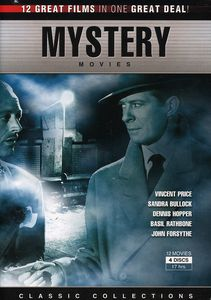 Mystery Value Pack [4 Discs]