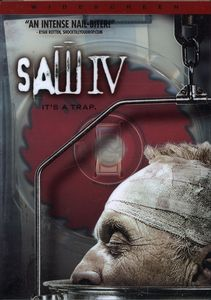 Saw 4 [Widescreen] [Rated] [Sensormatic] [Checkpoint]