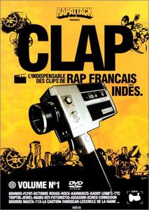 Vol. 1-Clap: Clips de Rap Francais