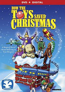 How Toys Saved Christmas