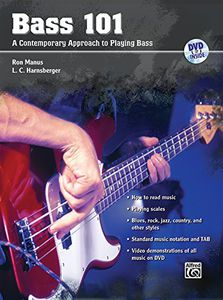 Bass 101 [With Book]