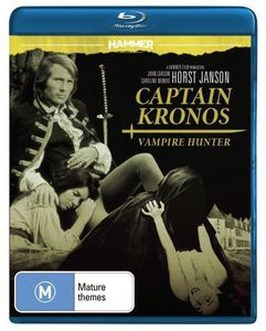 Hammer Horror-Captain Kronos Vampire Hunter [Import]