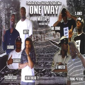 One Way Mixtape 1