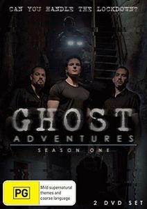 Ghost Adventures-Season 1 [Import]