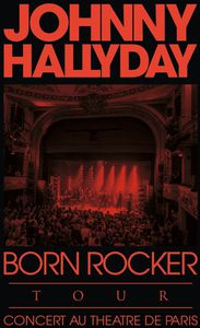 Born Rocker Tour [Import]