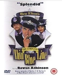 Complete Thin Blue Line-Series 1 & 2