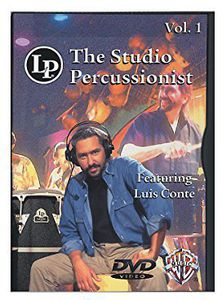 Studio Percussionist, Vol. 1