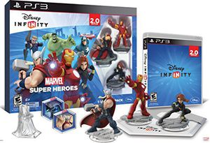Disney Infinity 2.0: Marvel Super Heroes - Starter Pack for PlayStation 3