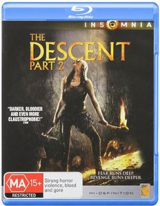 The Descent Part 2 [Import]