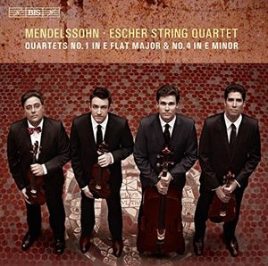 String Quartets Nos. 1 & 4