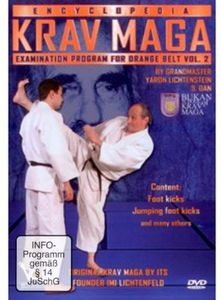 Vol. 2-Krav Maga Encyclopedia Examination Program