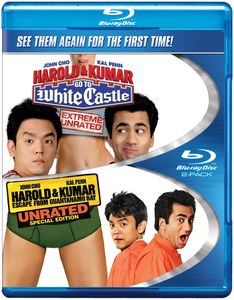 Harold & Kumar Go to White Castle & Escape from