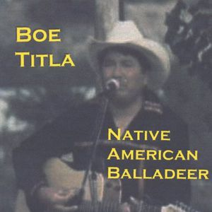 Native American Balladeer