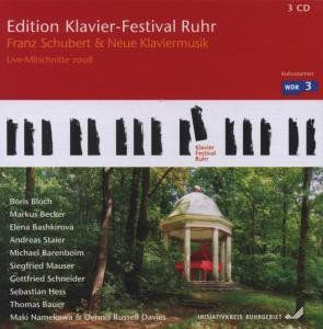 Ruhr Piano Festival: Franz Schubert & New Piano