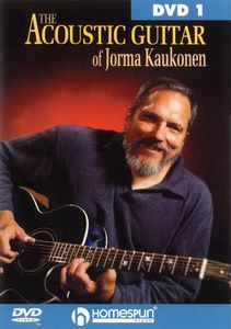 The Acoustic Guitar of Jorma Kaukonen