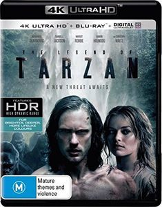 Legend Of Tarzan [Import]