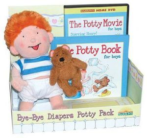 Potty Movie Package: Boys