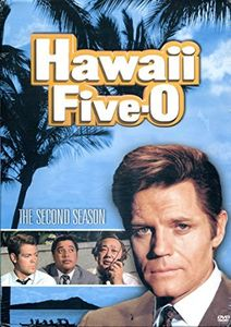 Hawaii Five-O: Complete Second Season