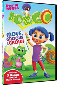 Bo on the Go: Move Groove & Grow - 29 Eps