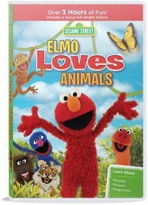 Sesame Street: Elmo Loves Animals