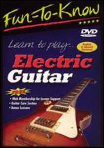 Fun-To-Know - Electric Guitar Lessons for Beginners