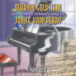 Marvin Goldstein Plays Favorite Children's Songs B