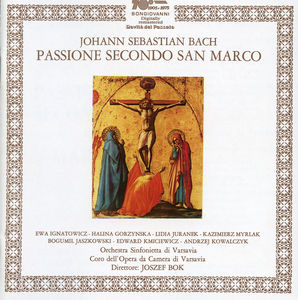 St Mark Passion