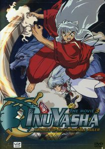 Inu Yasha: The Movie 3: Swords Of An Honorable Ruler [Japanimation][WS]