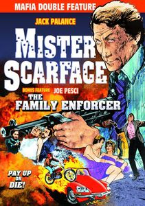 Crime Boss Double Feature: Mr. Scarface/ Family Enforcer [B&W]