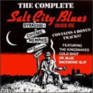 Salt City Blues /  Various