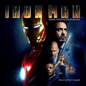 Iron Man (Score) (Original Soundtrack)