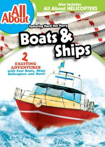 All About Boats & Ships & All About Helicopters