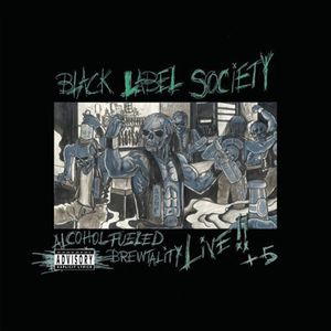 Alcohol Fueled Brewtality Live [Import]
