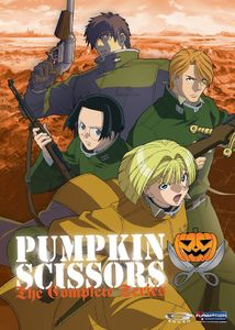 Pumpkin Scissors