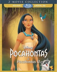 Pocahontas /  Pocahontas II: Journey to a New World : 2-Movie Collection