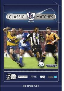 Premier League Classic Matches