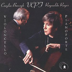 VCPF- Great Cello Music of the 20th Century