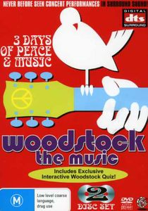 Woodstock-The Music