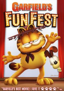 Garfield's Funfest [Widescreen] [Sensormatic]