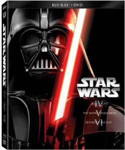 Star Wars Trilogy: Episodes IV - VI