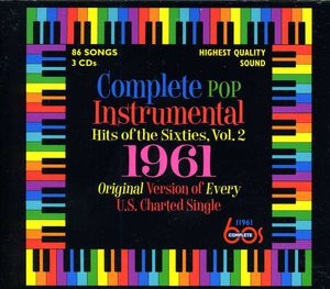 Complete Pop Instrumental Hits Of Sixties, Vol.2: 1961