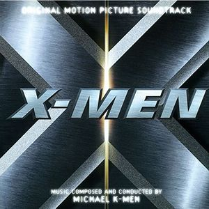 X-Men (Original Soundtrack) [Import]