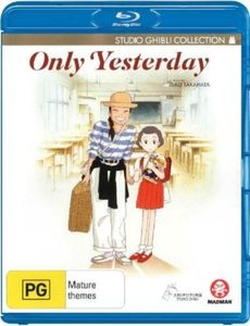 Only Yesterday [Import]