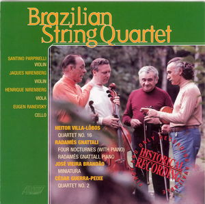 Brazilian String Quartet Plays