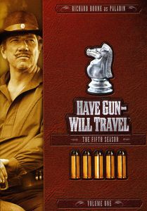 Have Gun - Will Travel: The Fifth Season, Vol. 1 [Full Frame] [3 Discs]