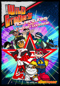 Wild Grinders: Adventures with Captain Grindstar