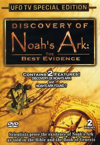 Discovery Of Noah's Ark: The Whole Story [2 Discs] [Documentary]