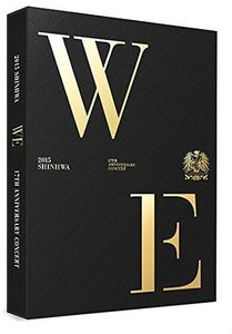 2015 Shinhwa 17th Anniversary Concert [We] [Import]