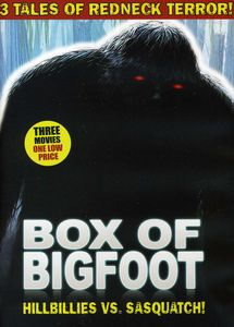 Box of Bigfoot: Hillbillies Vs Sasquatch