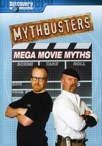 Mythbusters: Mega Movie Myths [Documentary] [Full Screen]